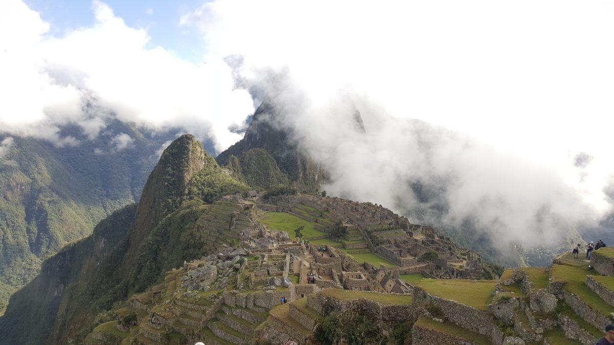 Maču Pikču, sveti grad Inka