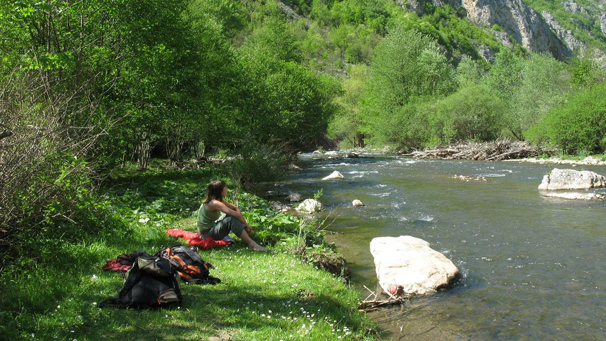 Reka Jerma - idelna za bacanje đubreta