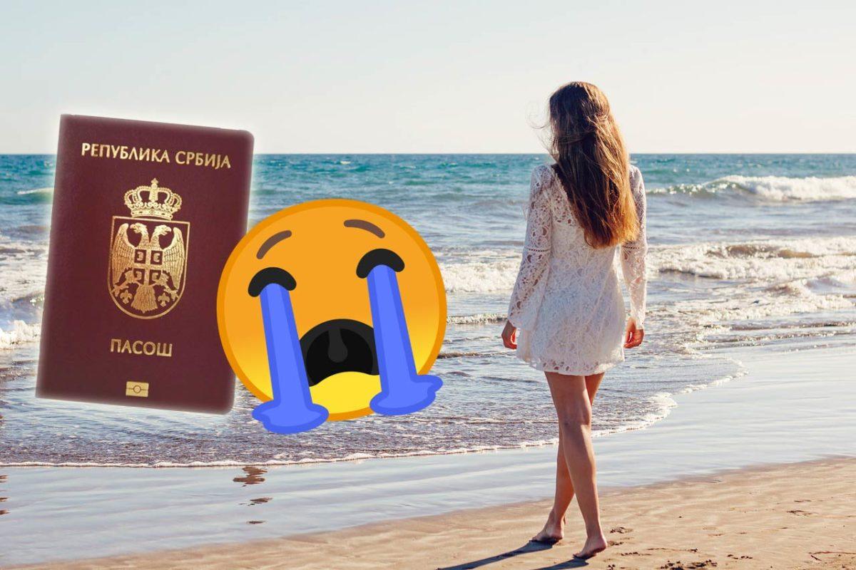 Ukraden pasoš na putu šta raditi