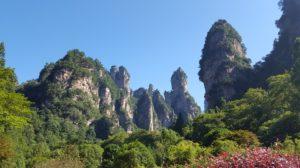 Žangjaje, Kina, nacionalni park