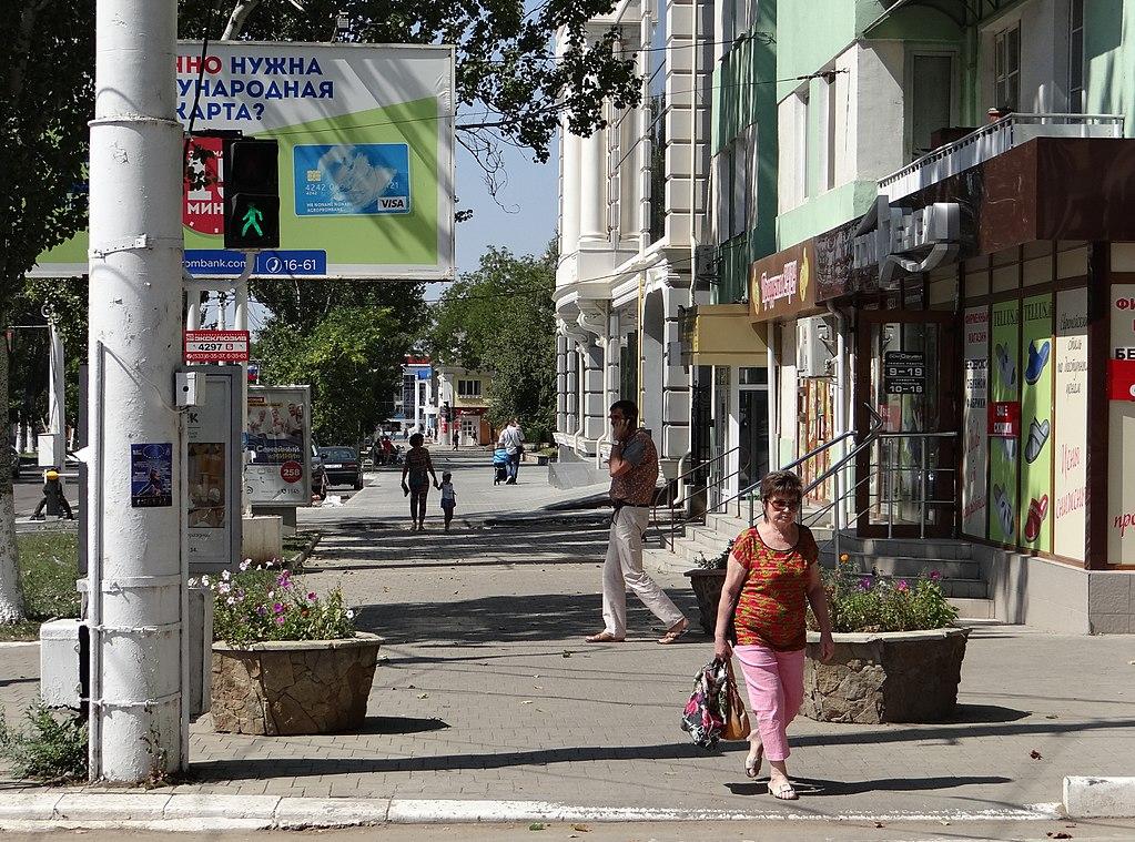 Tirasol, Transnistrija