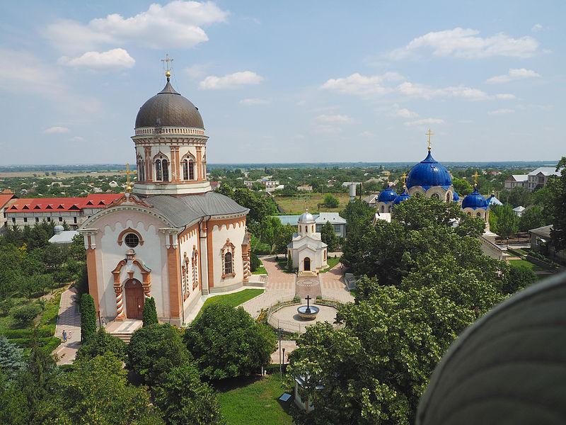 Noul Neamț manastir, Tirasol, Transnistrija