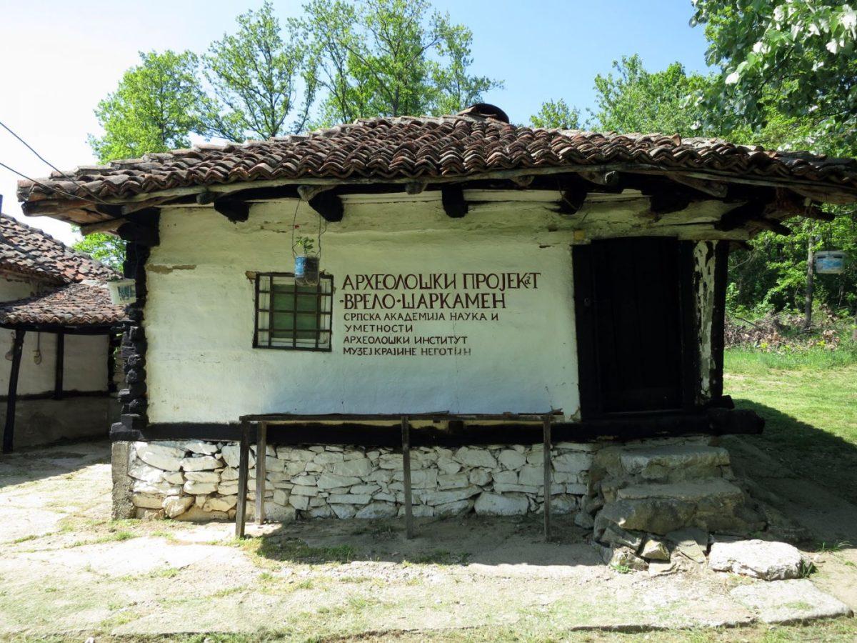 Arheološki projekat Vrelo - Šarkamen, foto: Vladimir Bojović