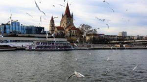 Dunav u Beču
