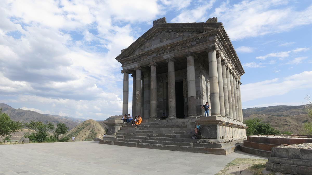 Hram Garni u Jermeniji