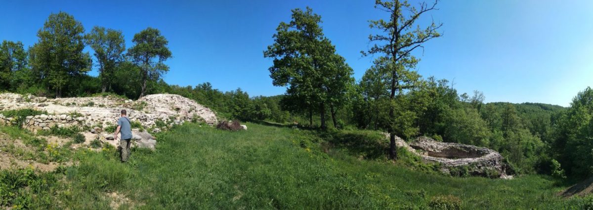 Prazan lokalitet Vrelo - Šarkamen