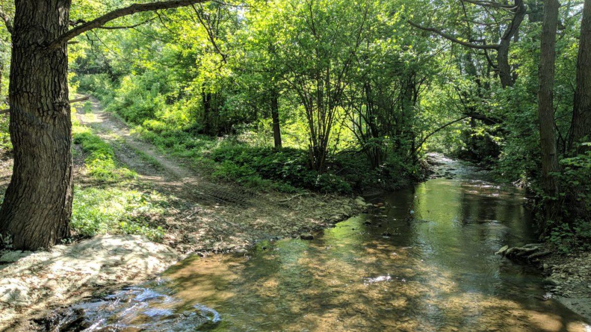 Reka Vrelo podno Šarkamena