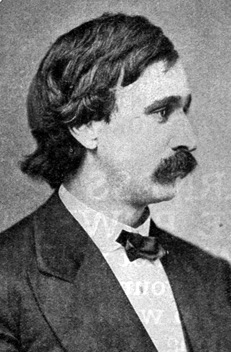 Vilijam Marej je svoja putovanja počeo da opisuje kao pripreme za propovodi