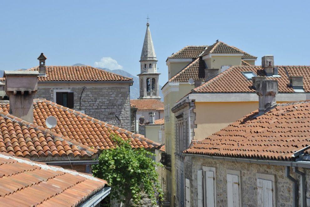 Stari grad u Budvi