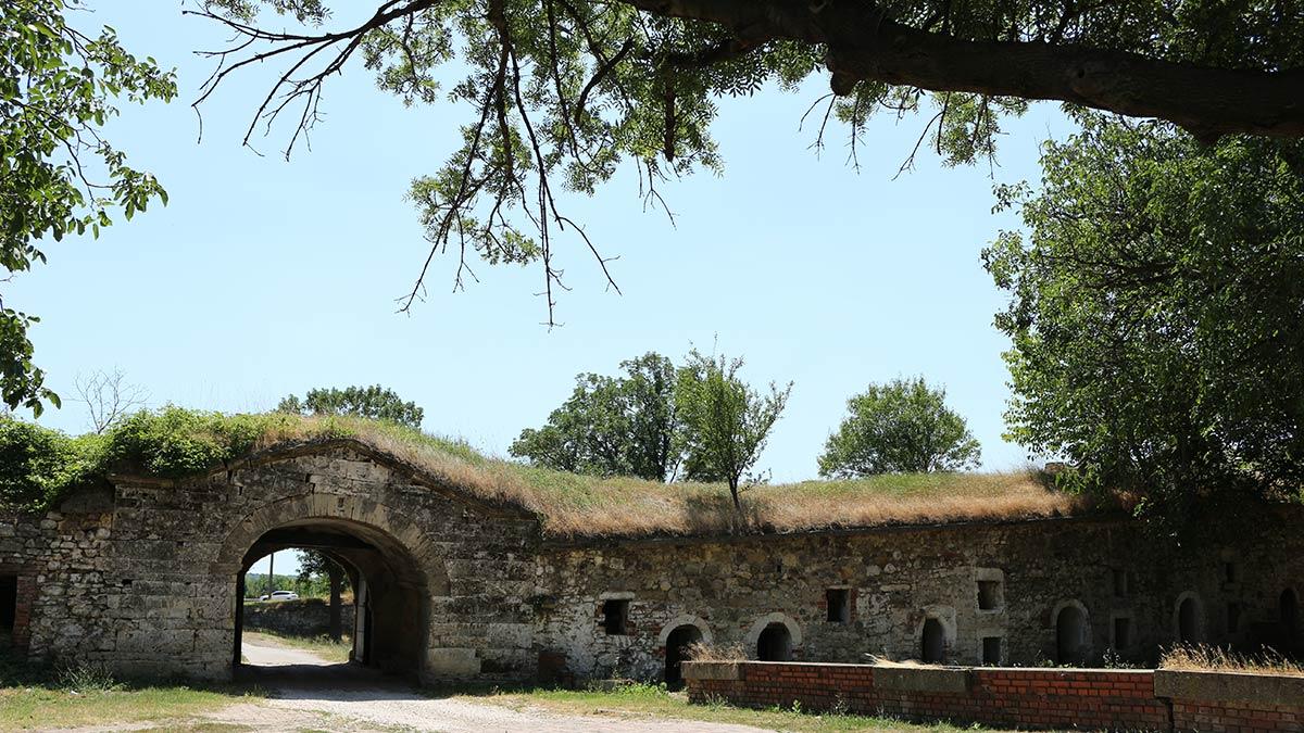 Fetislam tvrđava kod Kladova