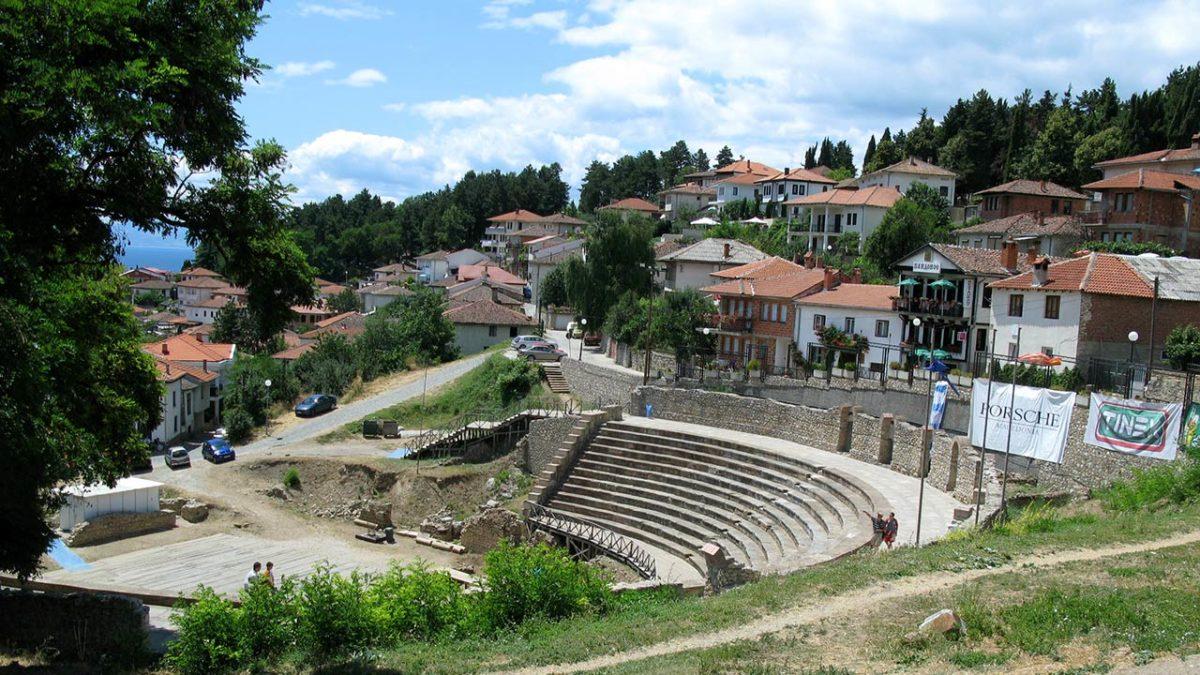Amfiteatar u Ohridu