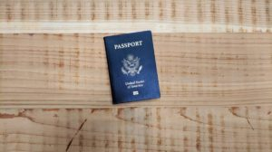 američki pasoš