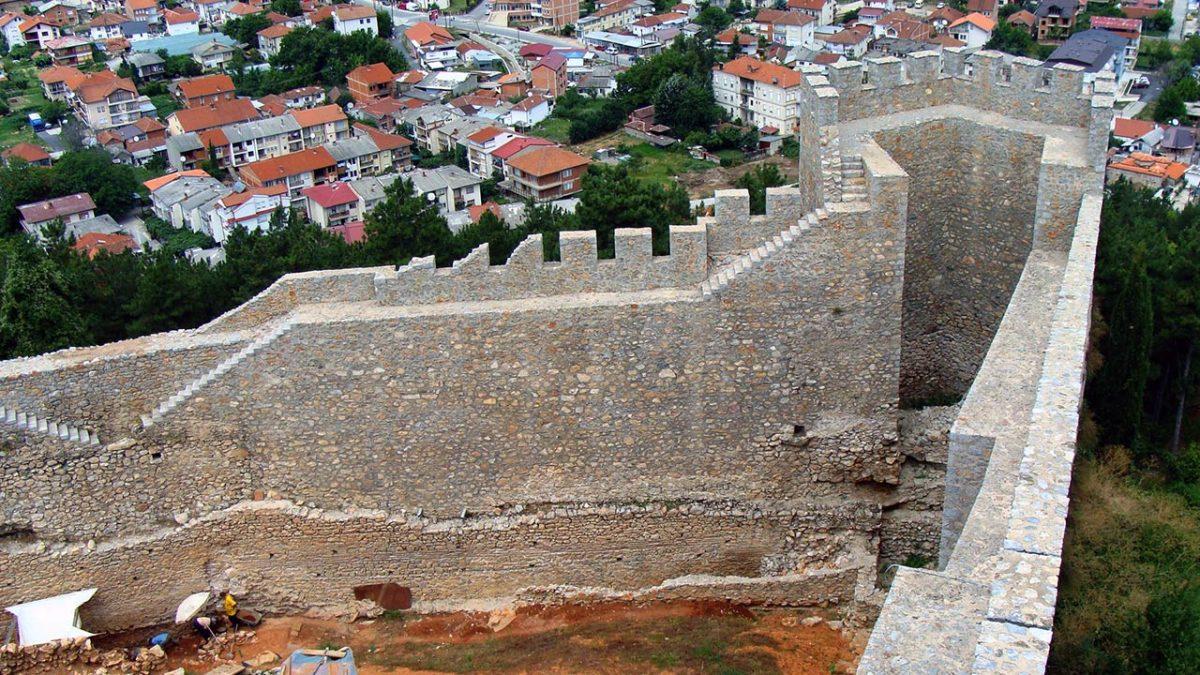 Ganc nova tvrđava, kao i Golubac