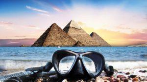 Egipat istorija i ronjenje
