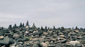 Tenerife kule od kamenja
