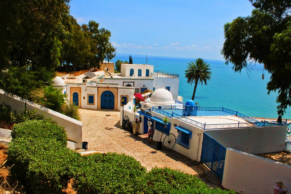 tunis, more