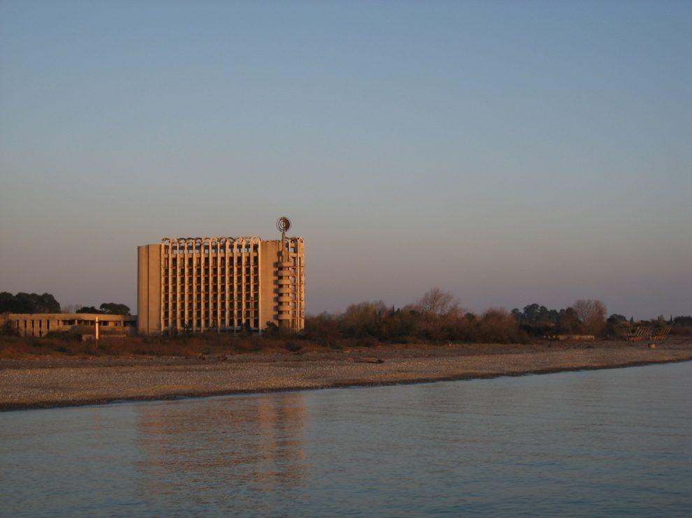 Hotel čije je otvaranje zaustavio rat
