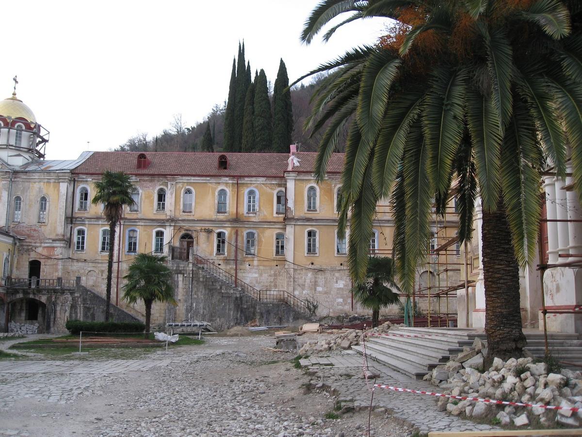 Manastir Novi Atos