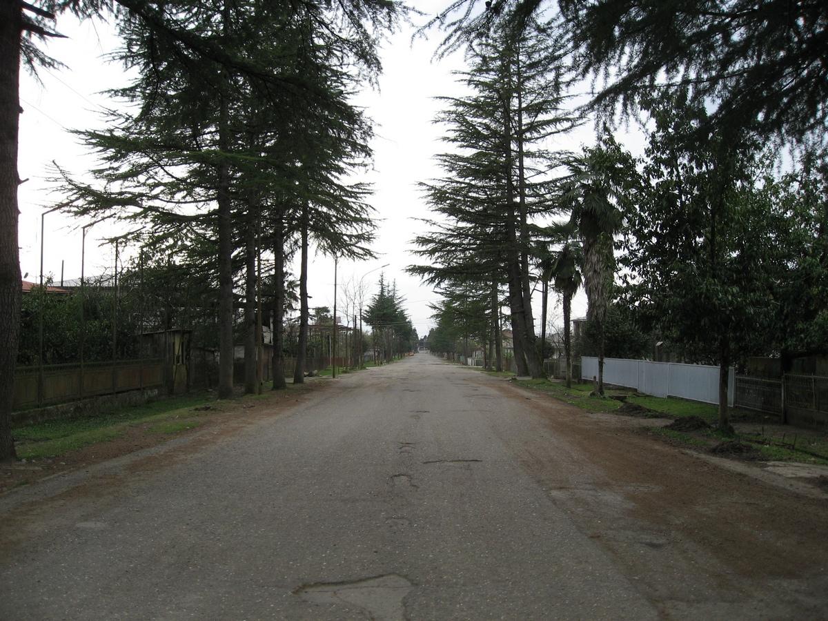 """Put kroz Gali, prvi grad nakon mosta i """"granice"""""""