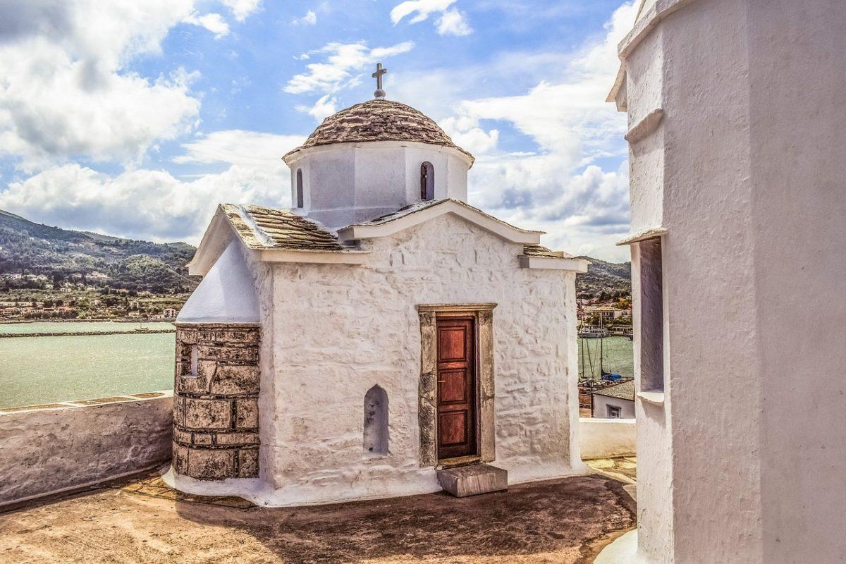 Skijatos crkva