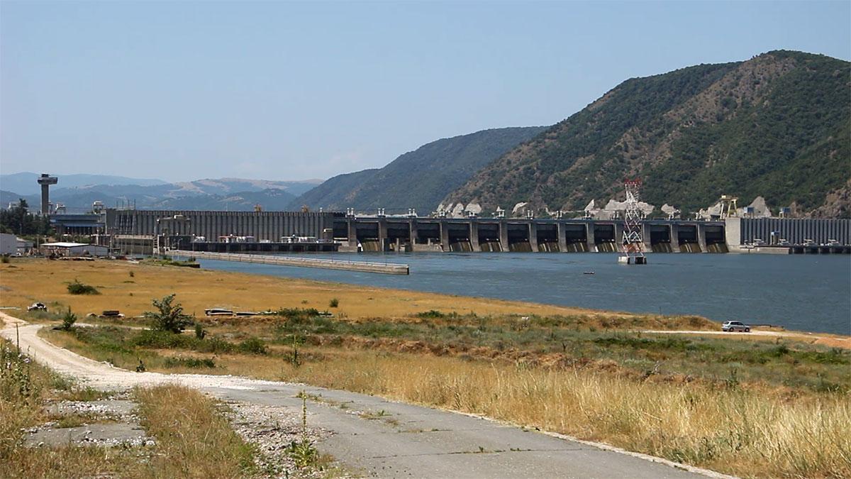 Hidroelektrana Đerdap, foto: Uroš Nedeljković