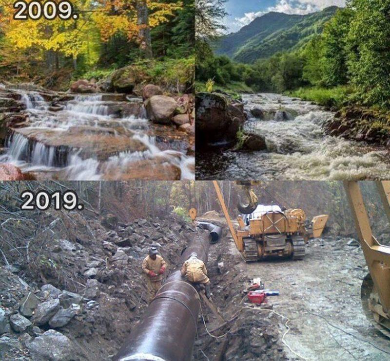 Unišravanje reka u Srbiji