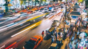 Bangkok, Tajland,
