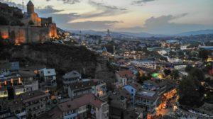 Gruzija, Tbilisi
