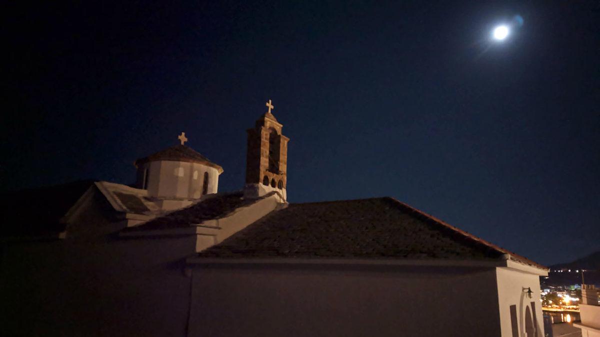 Skopelos crkva