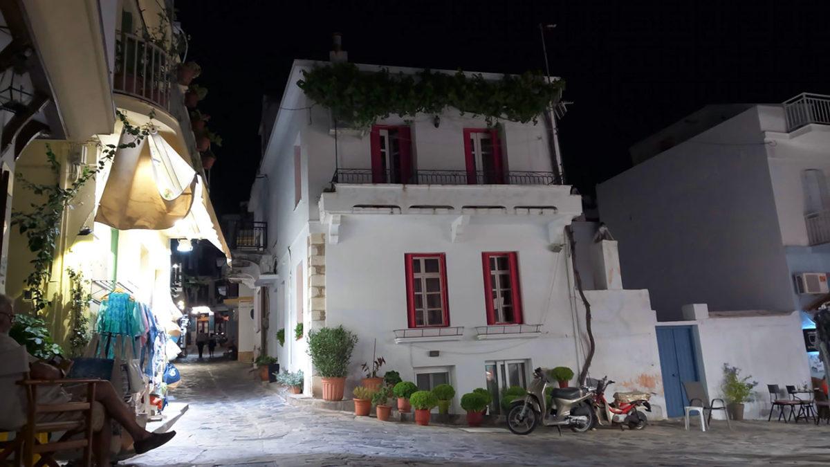 Ulice Skopelosa
