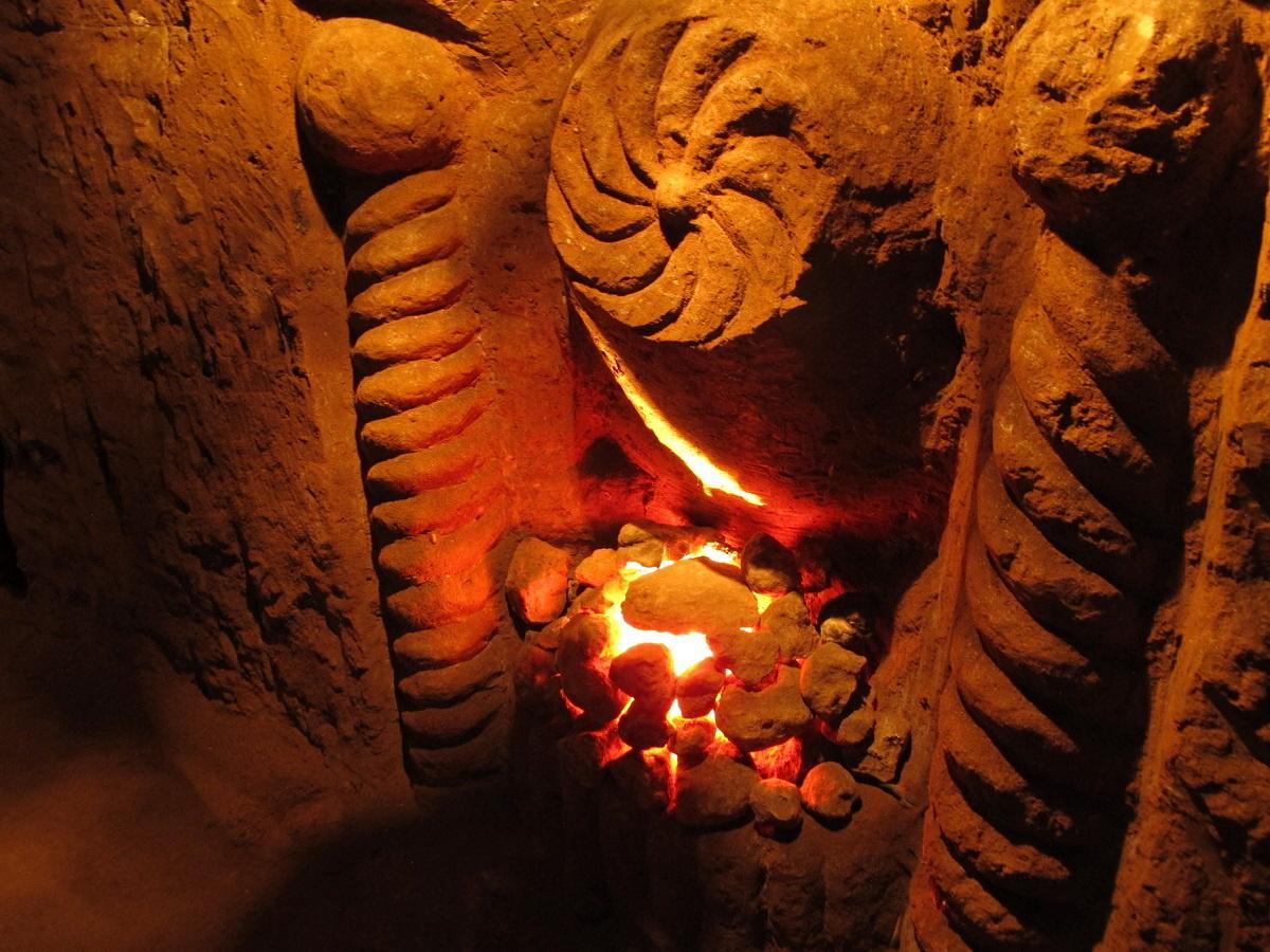 Dekoracija i osvetljenje u hodniku