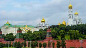 Moskva, Kremljin