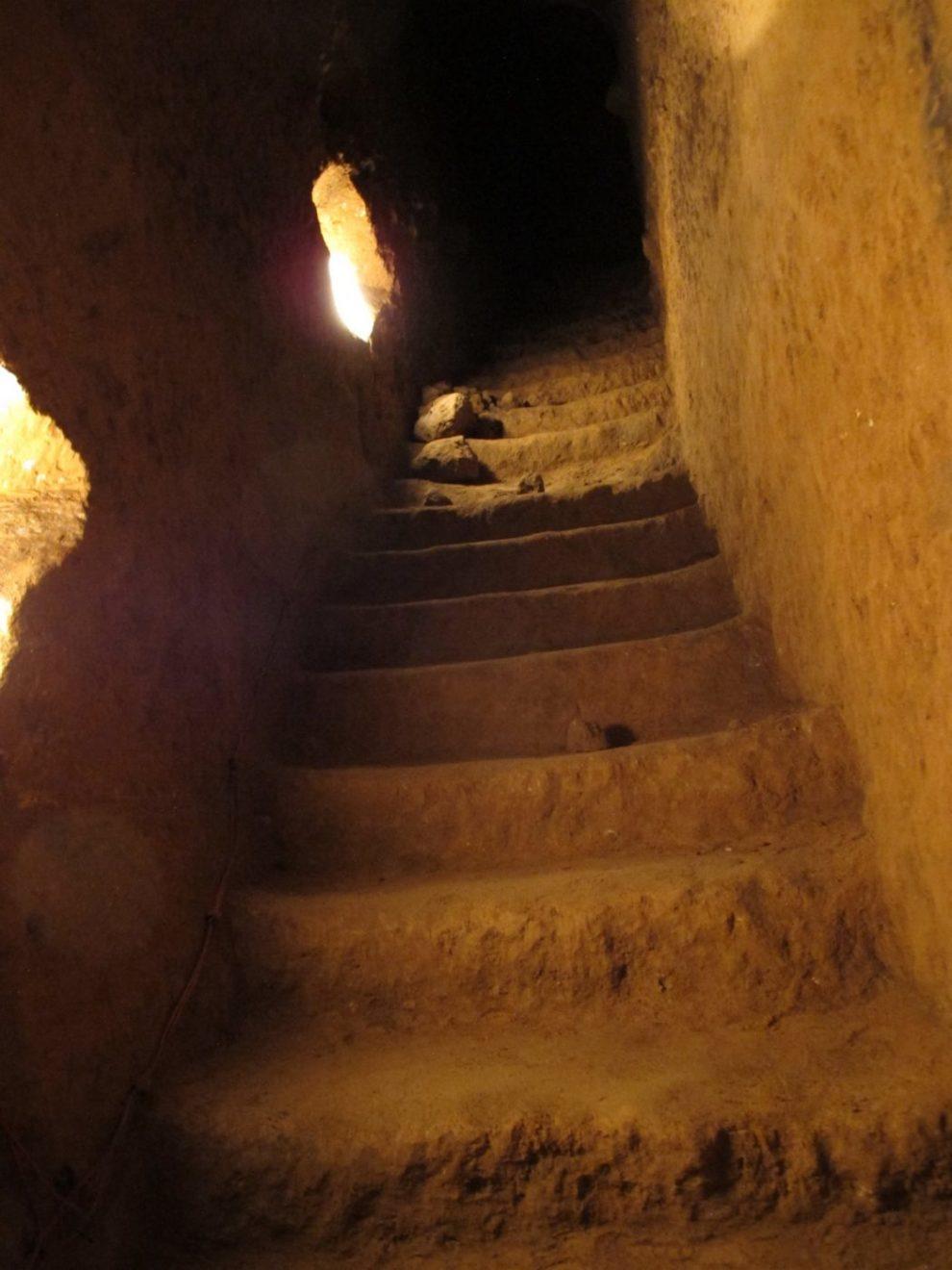 Stepenice ka izlazu