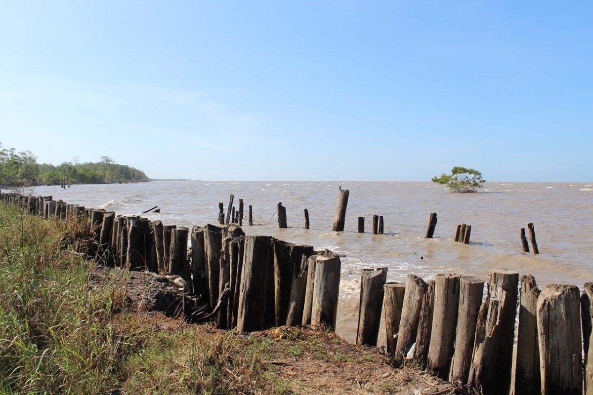 U Surinamu ima veoma malo saobraćajnih puteva, a železnička mreža ne postoji
