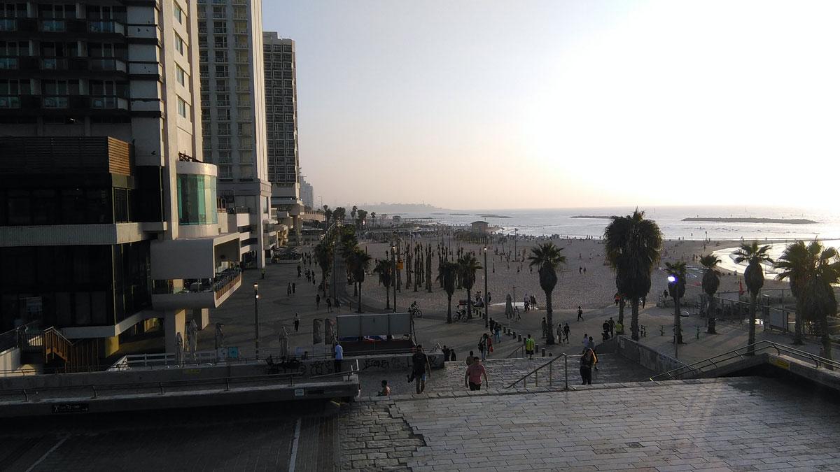 Tel Aviv liči na Podgoricu na moru