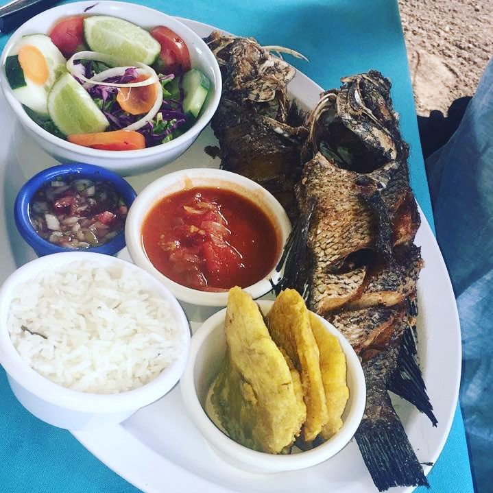 Srećom, u Nikaragvi ima dosta ribe, foto: Marina Ilijević