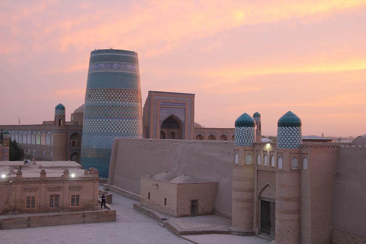 Kiva, Uzbekistan - foto: Ivana Nešić