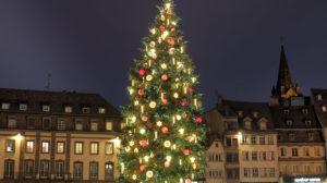 Strazbur, Božić i Nova godina