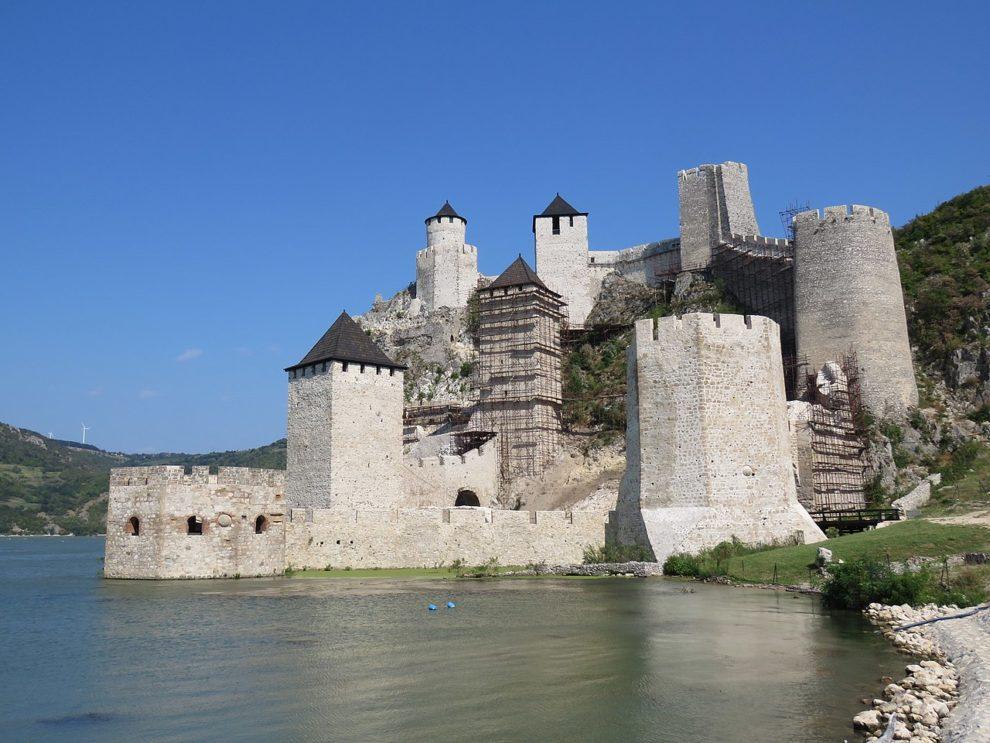 Golubačka tvrđava, autor: Mickey Mystique / Wikimedia