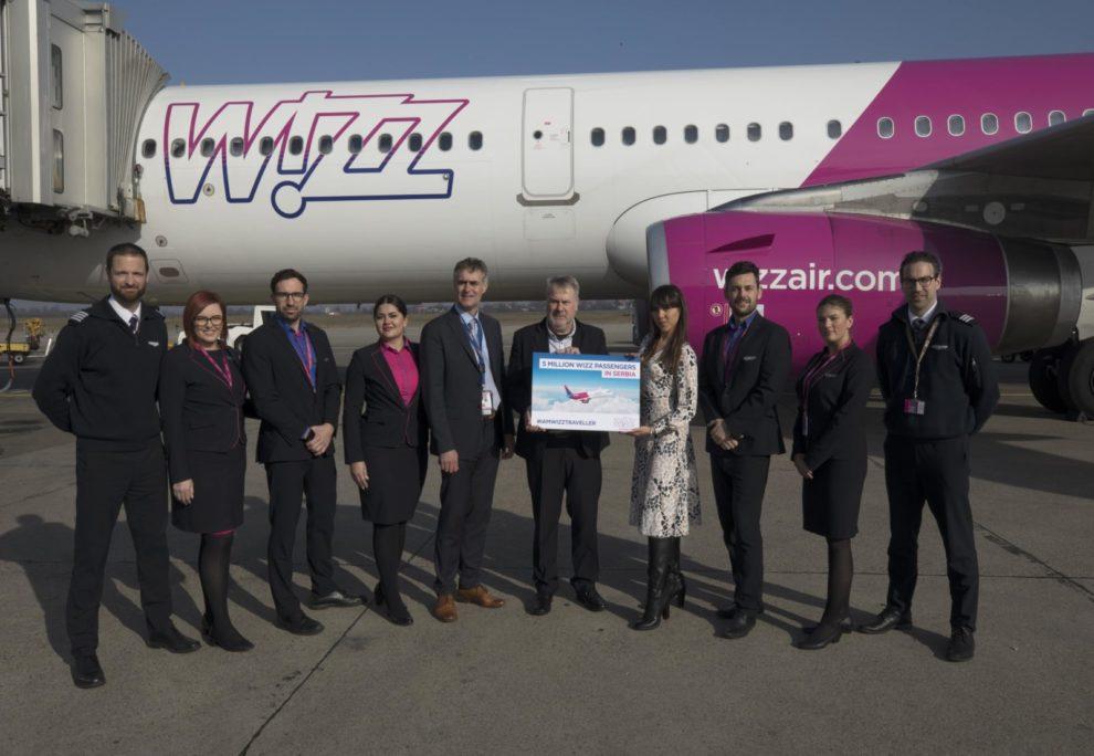 WizzAir posada