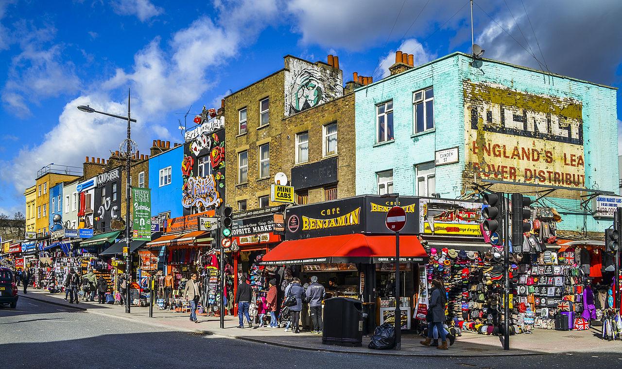 Kamden pijaca u Londonu koju hispteri obožavaju, foto: J.Ligero & I.Barrios / Wikimedia