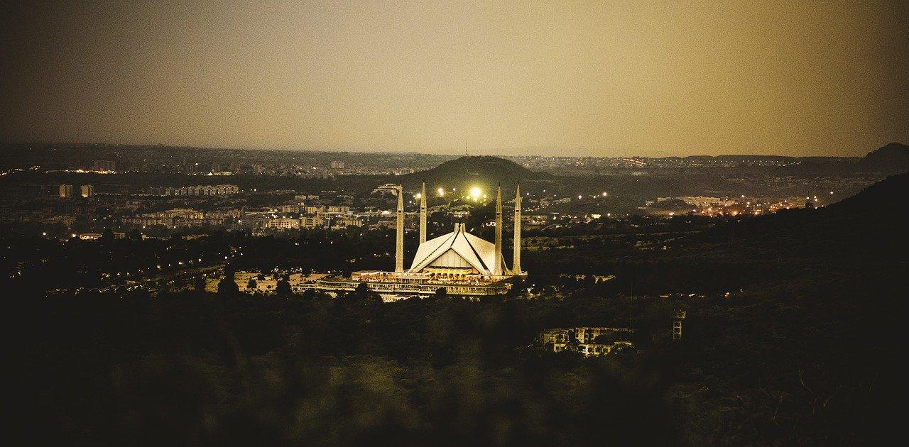 Faisal džamja u Islamabadu