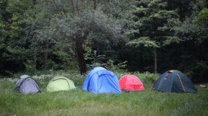 Kako se kampuje, foto: Uroš Nedeljković