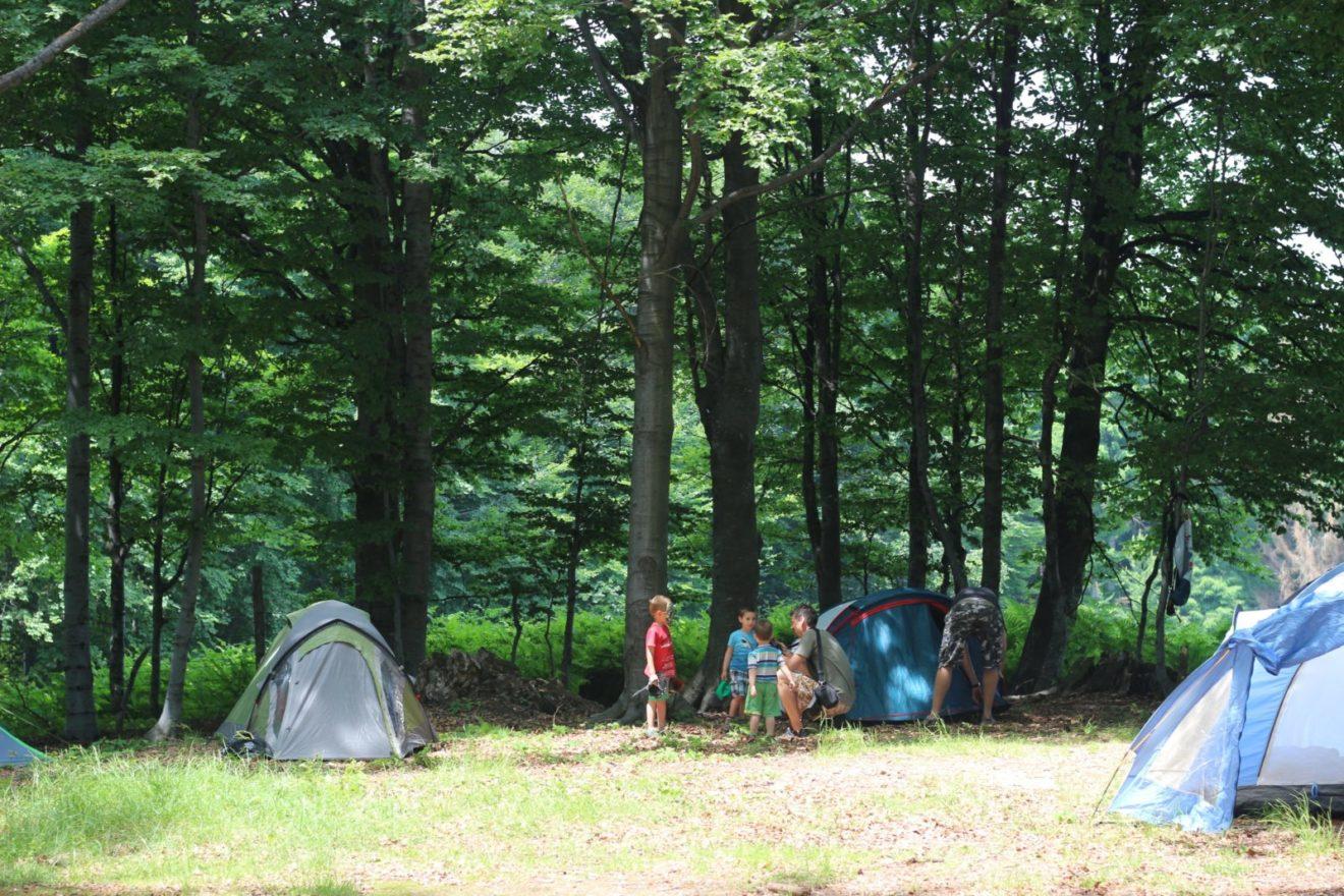 Dobar šator para vredi, ako ništa sprečiće većinu nevolja na kampovanju, foto: Uroš Nedeljković