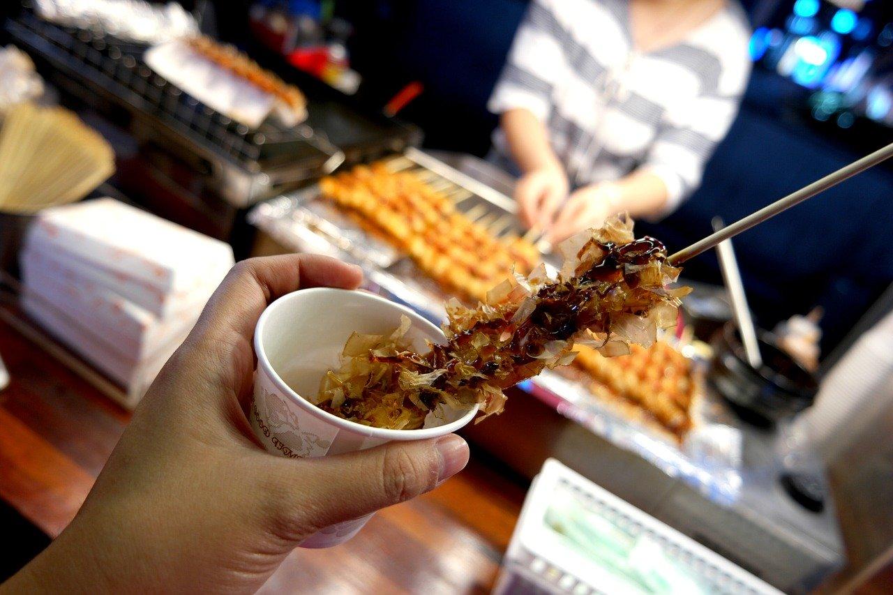 Ulična hrana u Koreji