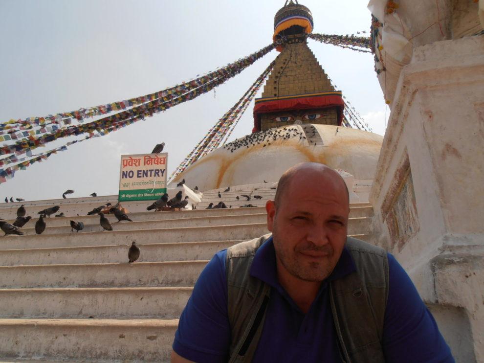 Aleksandar Ranisavljev, Nepal, Katmandu