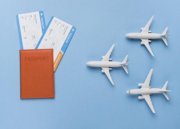 putovanja, avion, pasoš