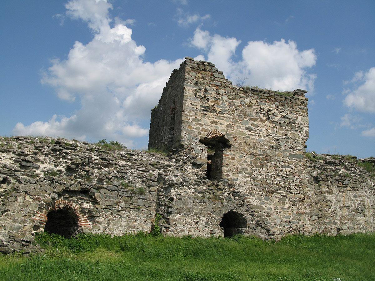 Tvrđava Ram pre obnove 2008. godine, foto: Uroš Nedeljković