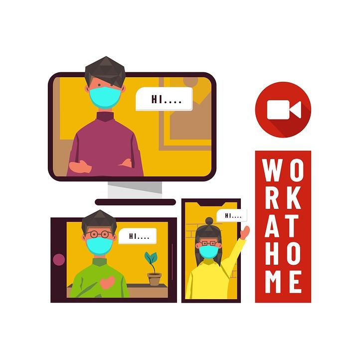 karantin, korona, sastanci, videokonferencija