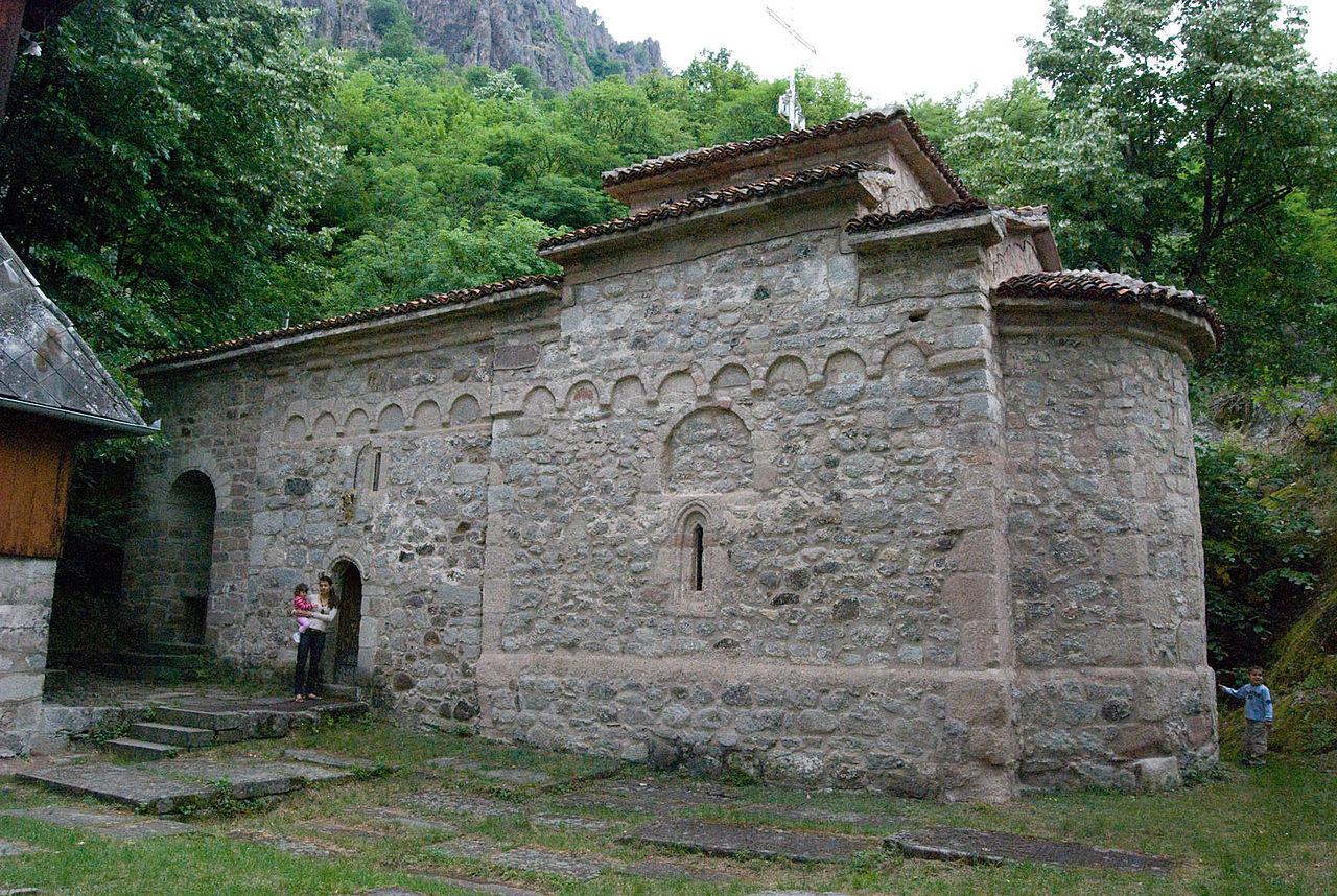 Crkva u Boraču, autor: Ranko / Wikimedia